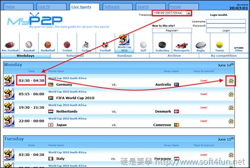 MyP2P直播資訊